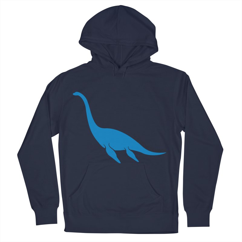 Nessie, I believe! Women's Pullover Hoody by Synner Design
