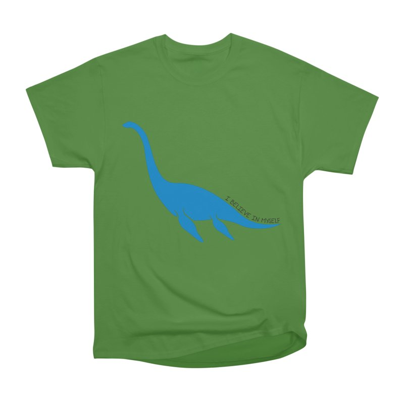 Nessie, I believe! Women's Classic Unisex T-Shirt by Synner Design