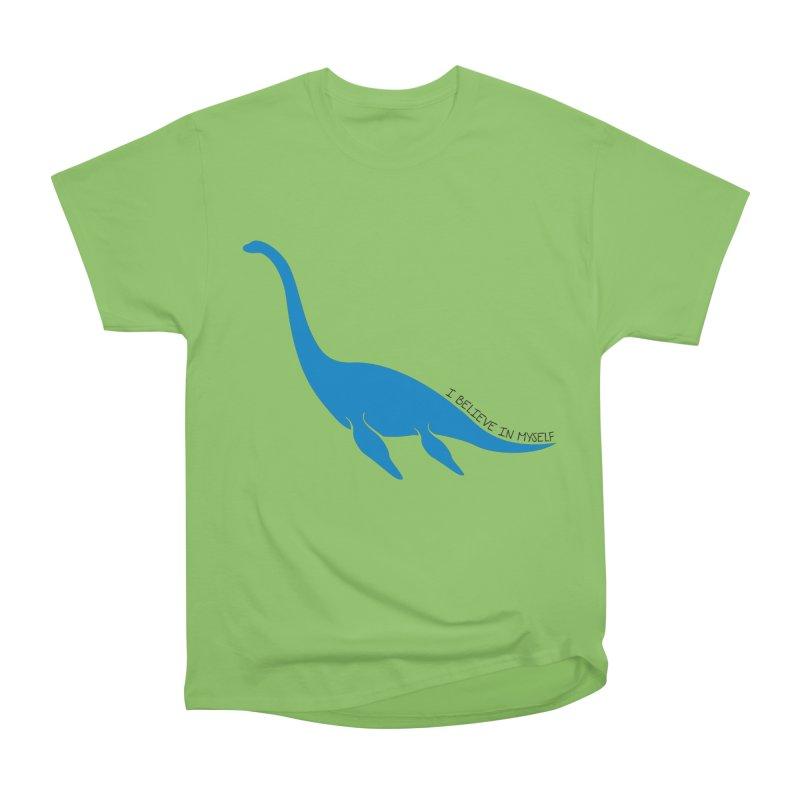 Nessie, I believe! Women's Heavyweight Unisex T-Shirt by Synner Design