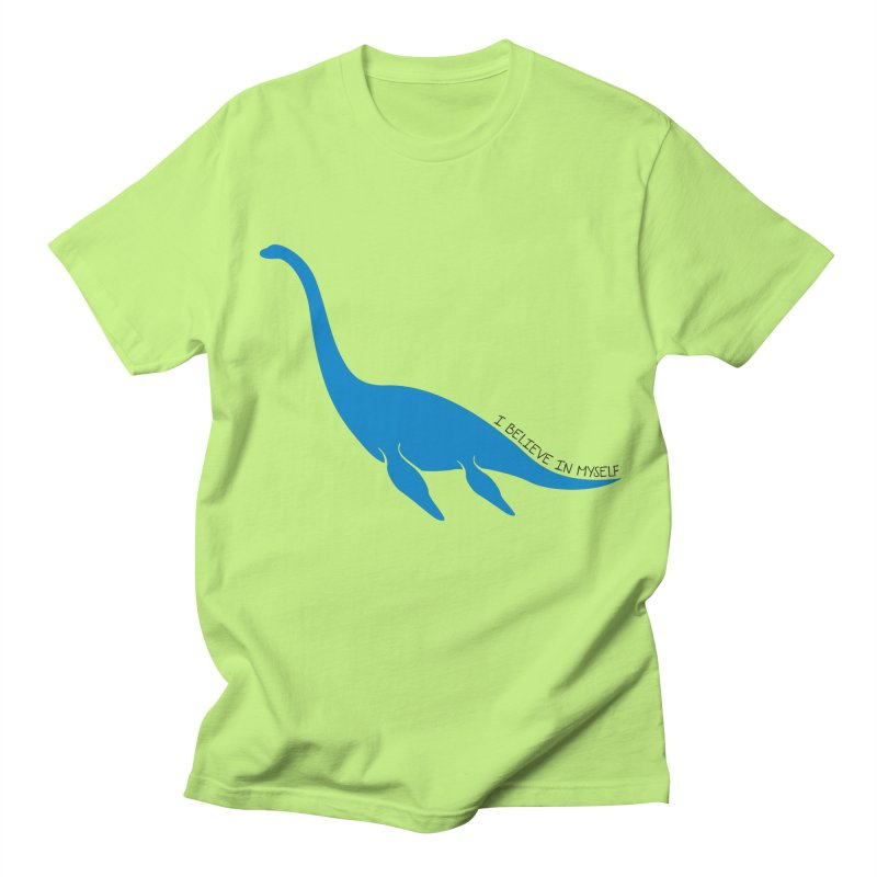Nessie, I believe! Men's T-Shirt by Synner Design