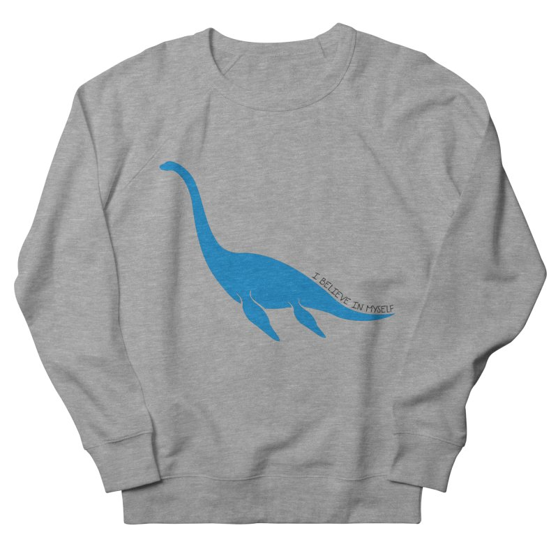 Nessie, I believe! Men's French Terry Sweatshirt by Synner Design