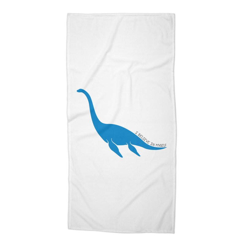 Nessie, I believe! Accessories Beach Towel by Synner Design