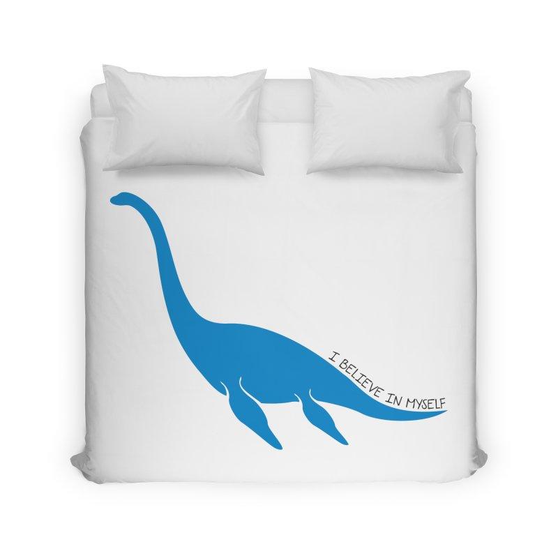 Nessie, I believe! Home Duvet by Synner Design