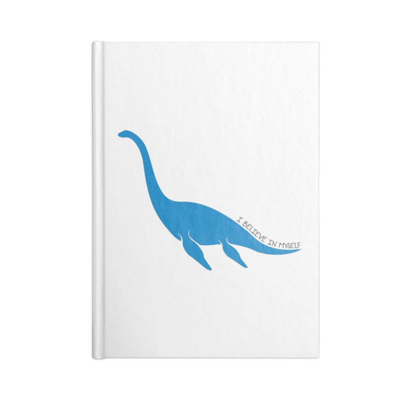 Nessie, I believe! Accessories Notebook by Synner Design