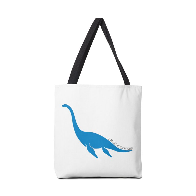 Nessie, I believe! Accessories Bag by Synner Design