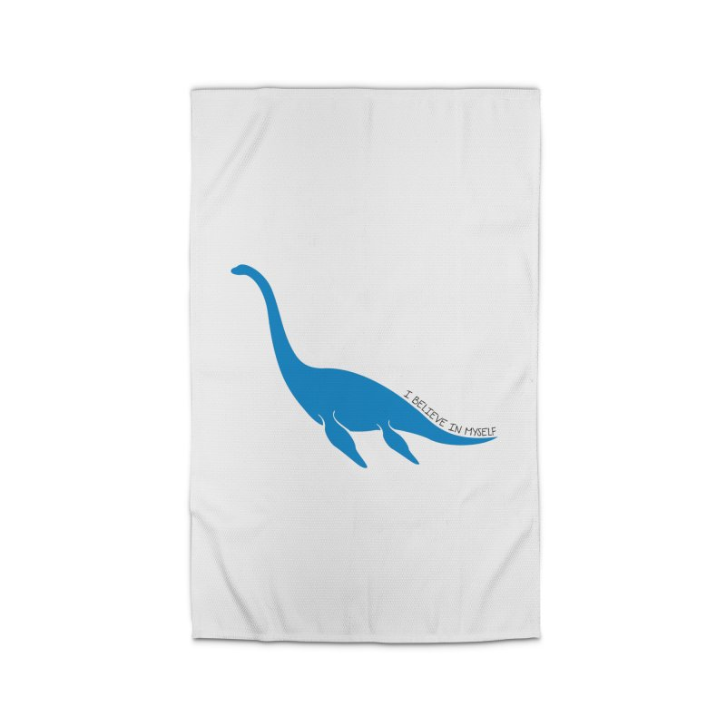 Nessie, I believe! Home Rug by Synner Design