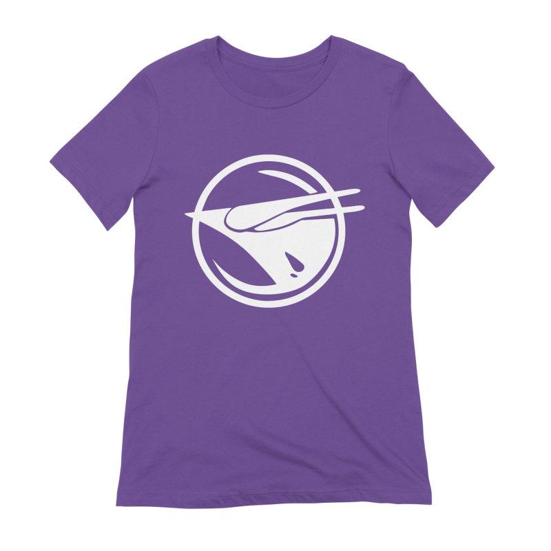 Rebel Phoenix Women's Extra Soft T-Shirt by Synner Design