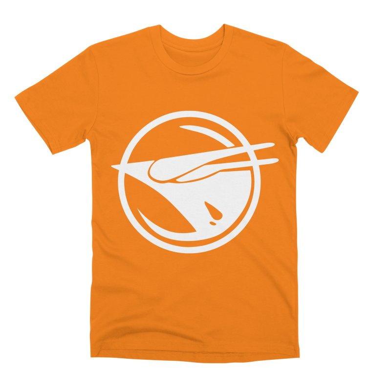 Rebel Phoenix Men's Premium T-Shirt by Synner Design