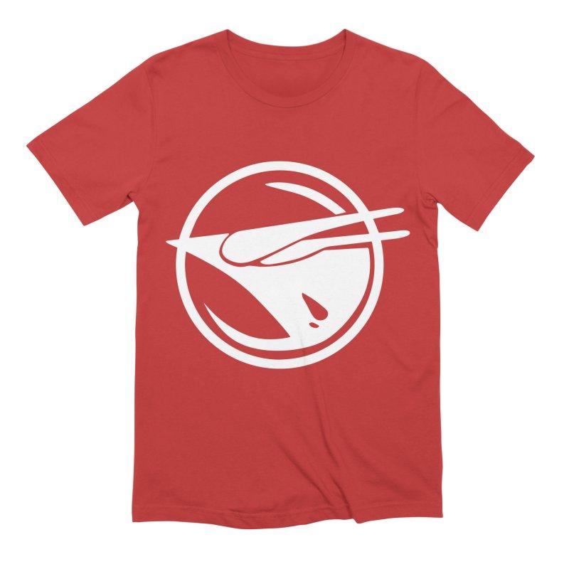 Rebel Phoenix Men's Extra Soft T-Shirt by Synner Design