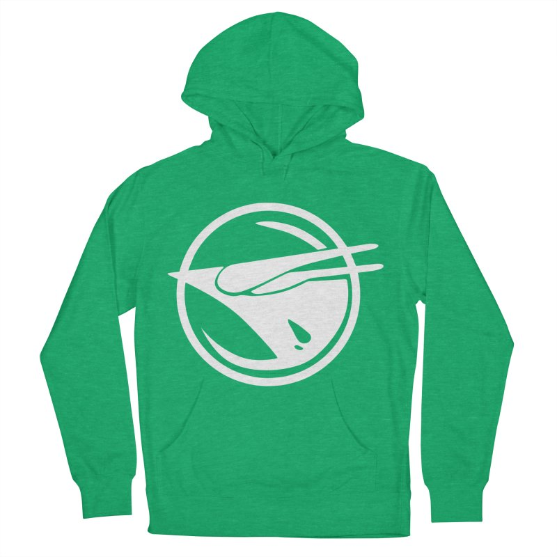 Rebel Phoenix Men's French Terry Pullover Hoody by Synner Design