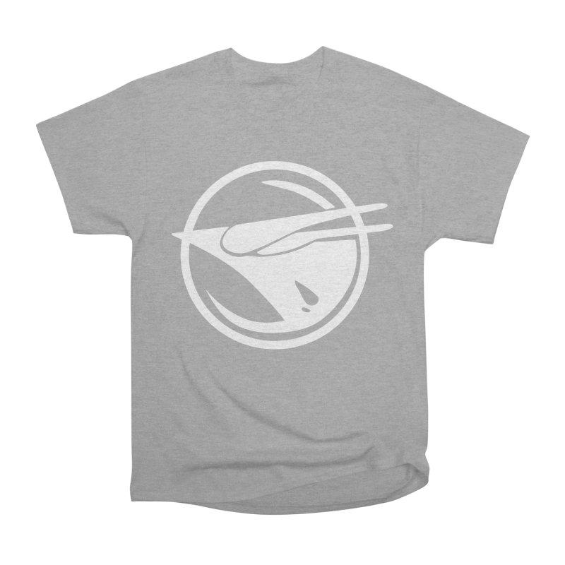 Rebel Phoenix Men's Heavyweight T-Shirt by Synner Design