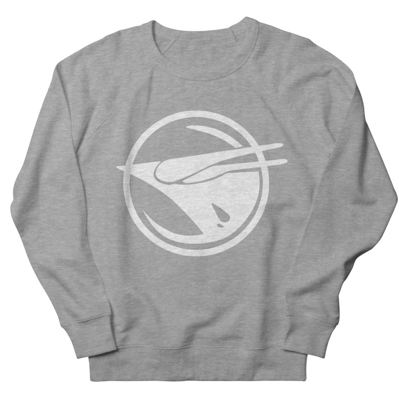 Rebel Phoenix Women's French Terry Sweatshirt by Synner Design