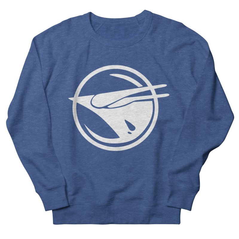 Rebel Phoenix Men's French Terry Sweatshirt by Synner Design