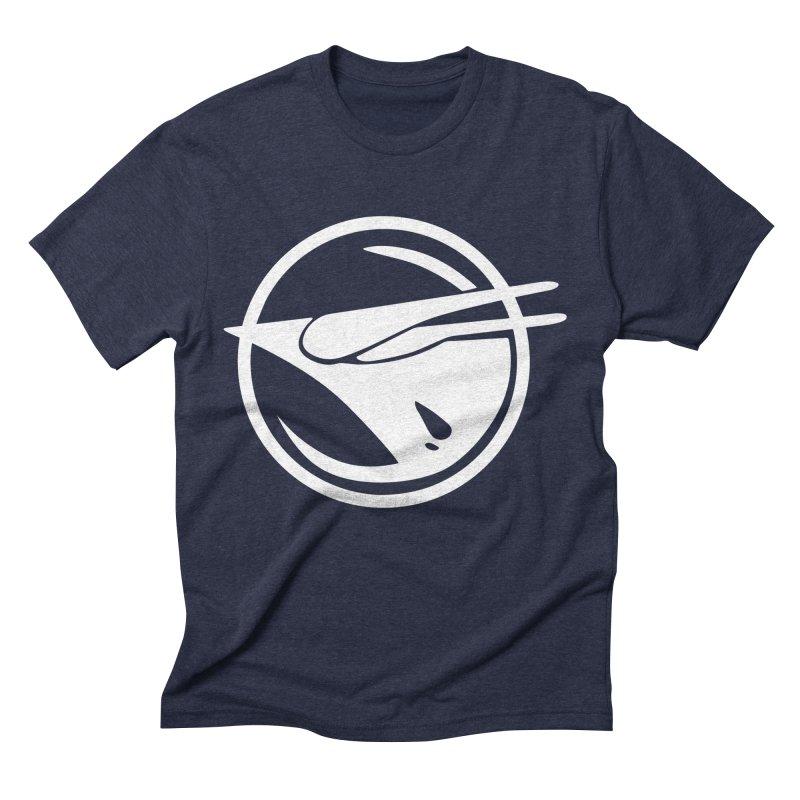 Rebel Phoenix Men's Triblend T-Shirt by Synner Design