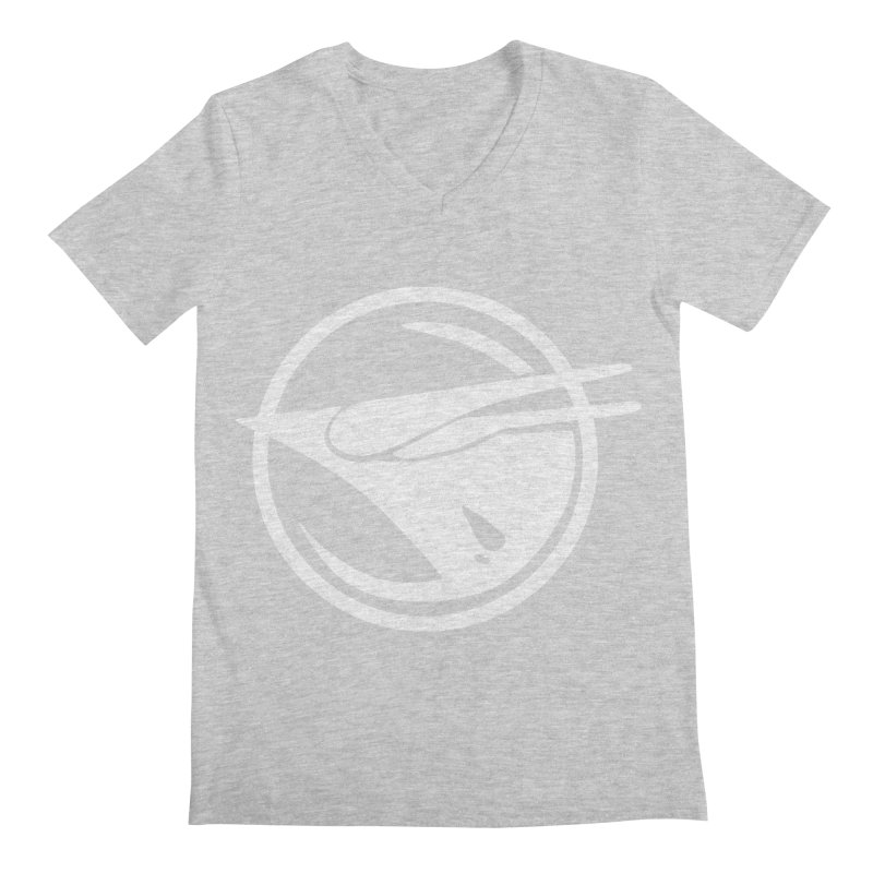 Rebel Phoenix Men's Regular V-Neck by Synner Design