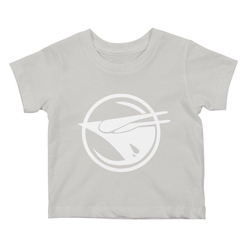 Rebel Phoenix Kids Baby T-Shirt by Synner Design