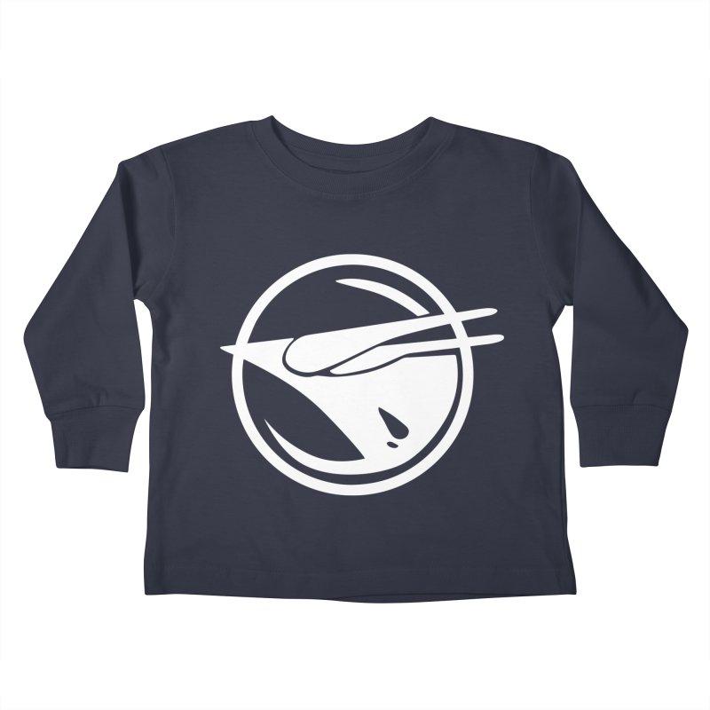 Rebel Phoenix Kids Toddler Longsleeve T-Shirt by Synner Design