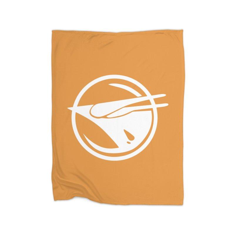Rebel Phoenix Home Fleece Blanket Blanket by Synner Design