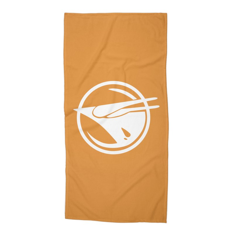 Rebel Phoenix Accessories Beach Towel by Synner Design