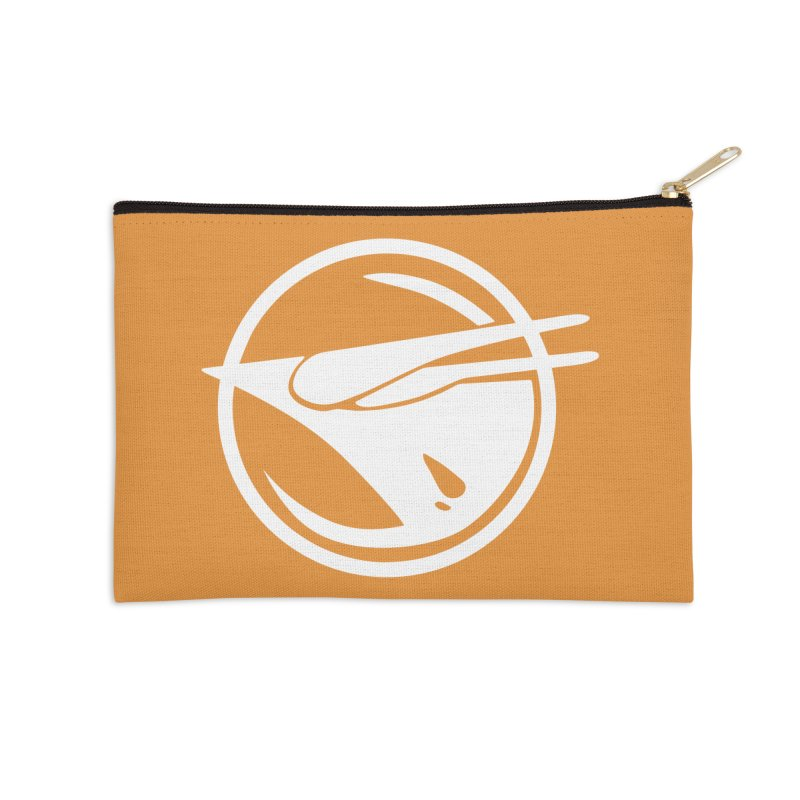 Rebel Phoenix Accessories Zip Pouch by Synner Design