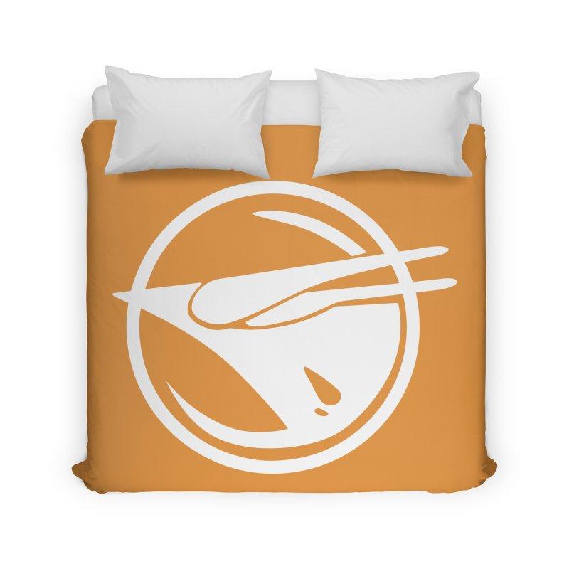 Rebel Phoenix Home Duvet by Synner Design