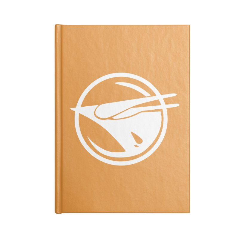 Rebel Phoenix Accessories Notebook by Synner Design