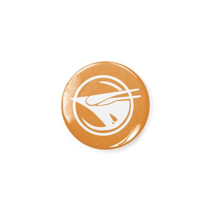 Rebel Phoenix Accessories Button by Synner Design