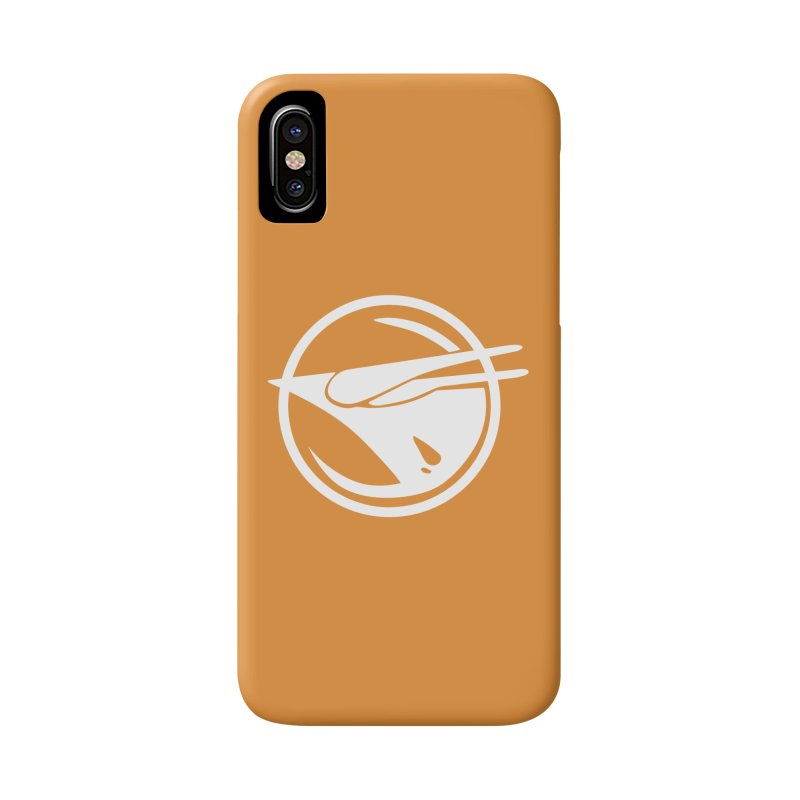 Rebel Phoenix Accessories Phone Case by Synner Design