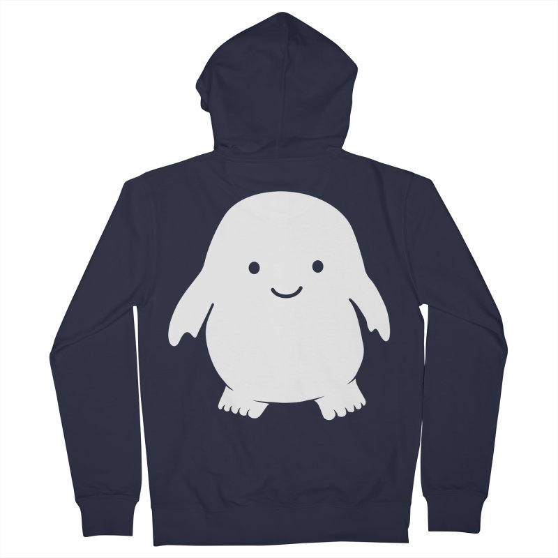 Adipose Men's French Terry Zip-Up Hoody by Synner Design