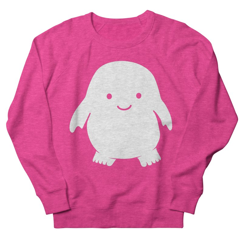 Adipose Men's French Terry Sweatshirt by Synner Design