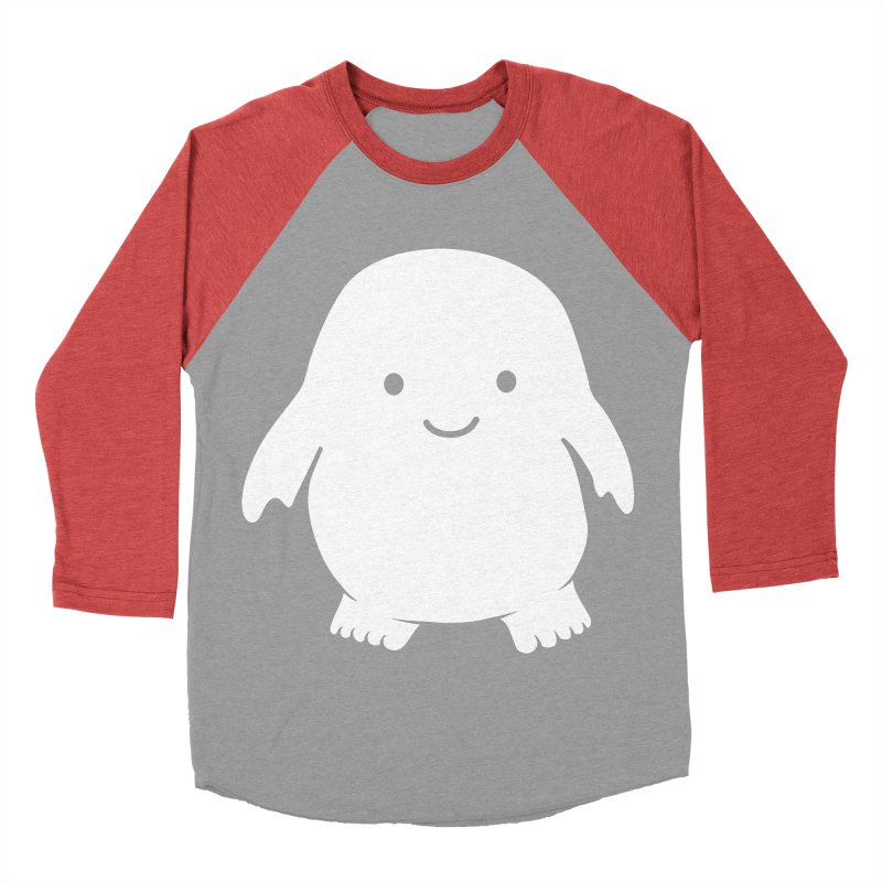 Adipose Women's Baseball Triblend T-Shirt by Synner Design