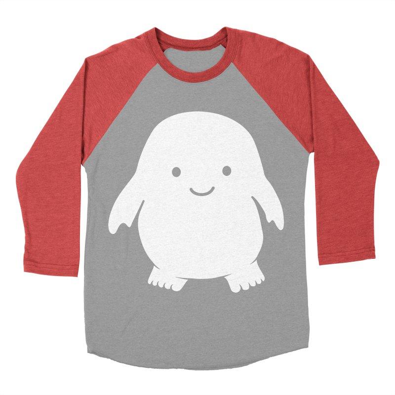 Adipose Men's Baseball Triblend Longsleeve T-Shirt by Synner Design