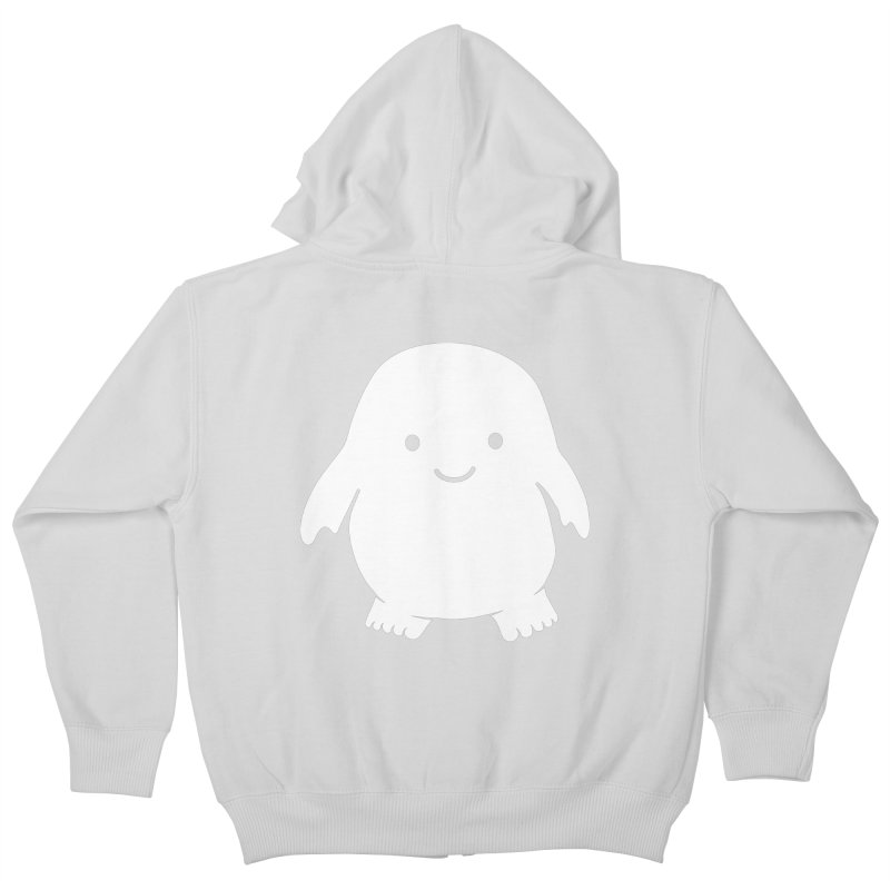 Adipose Kids Zip-Up Hoody by Synner Design