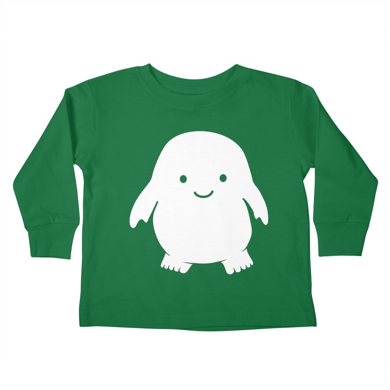 Adipose Kids Toddler Longsleeve T-Shirt by Synner Design