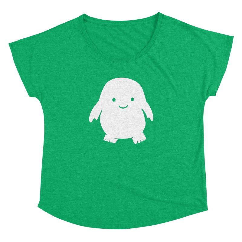 Adipose Women's Dolman Scoop Neck by Synner Design