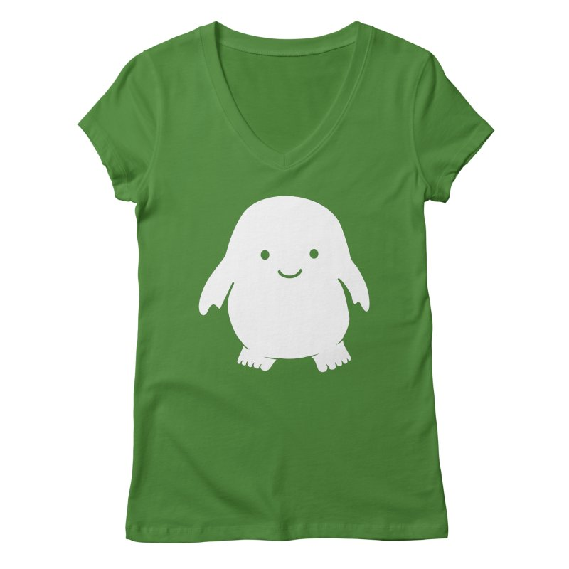 Adipose Women's V-Neck by Synner Design