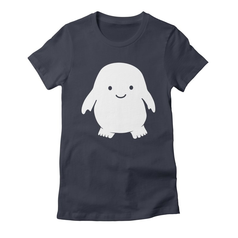Adipose Women's Fitted T-Shirt by Synner Design