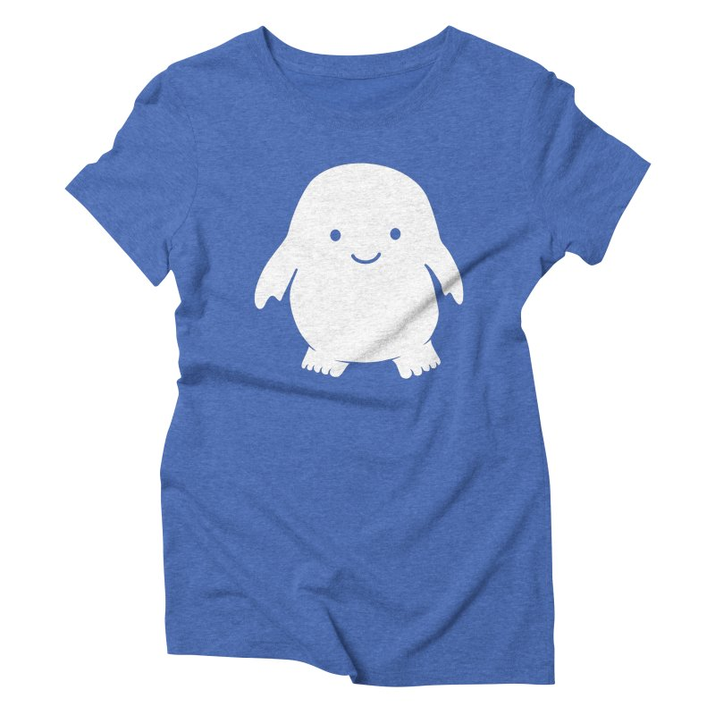 Adipose Women's Triblend T-Shirt by Synner Design