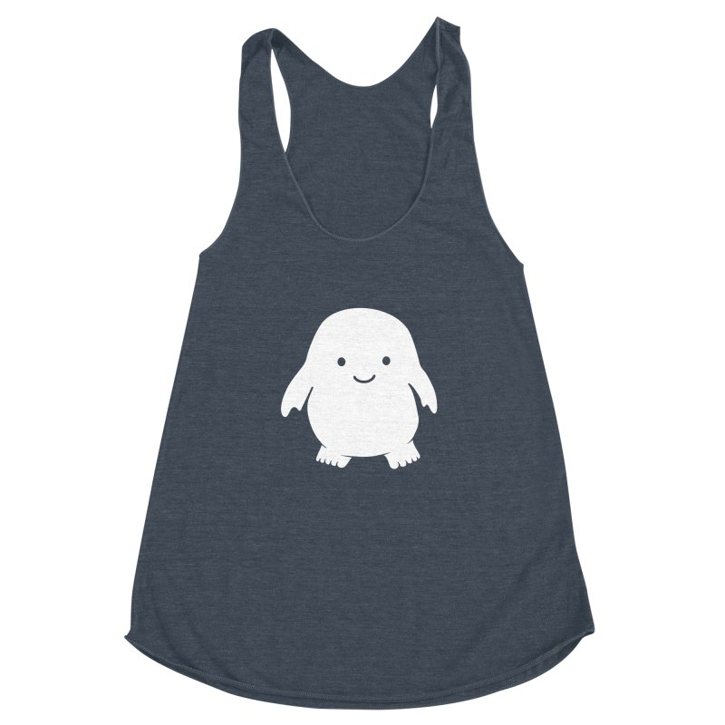 Adipose Women's Racerback Triblend Tank by Synner Design
