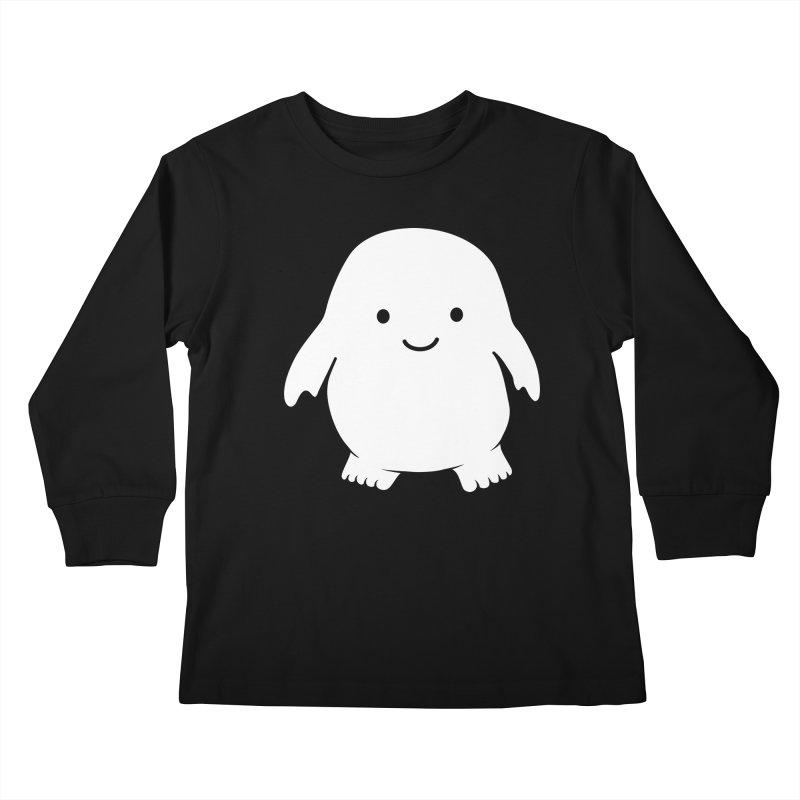 Adipose Kids Longsleeve T-Shirt by Synner Design