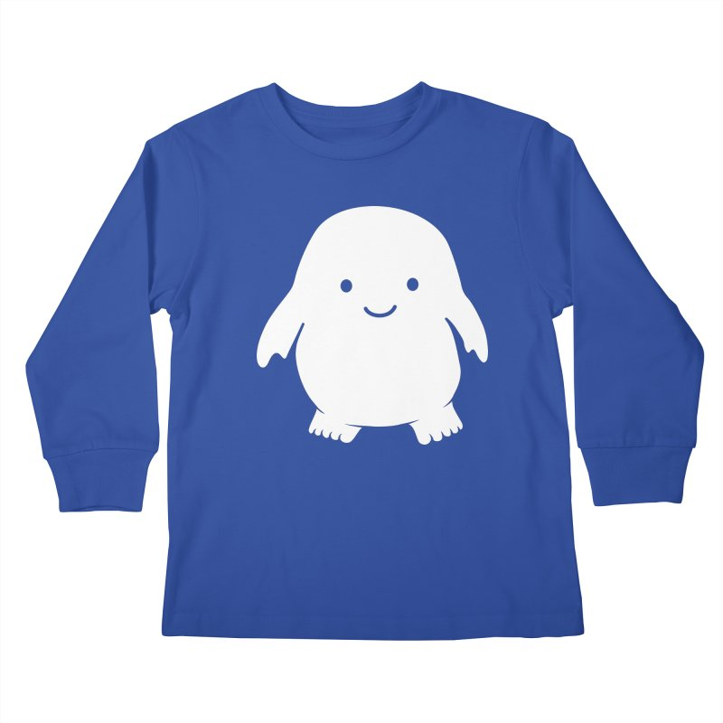 Adipose Kids Longsleeve T-Shirt by Synner Design