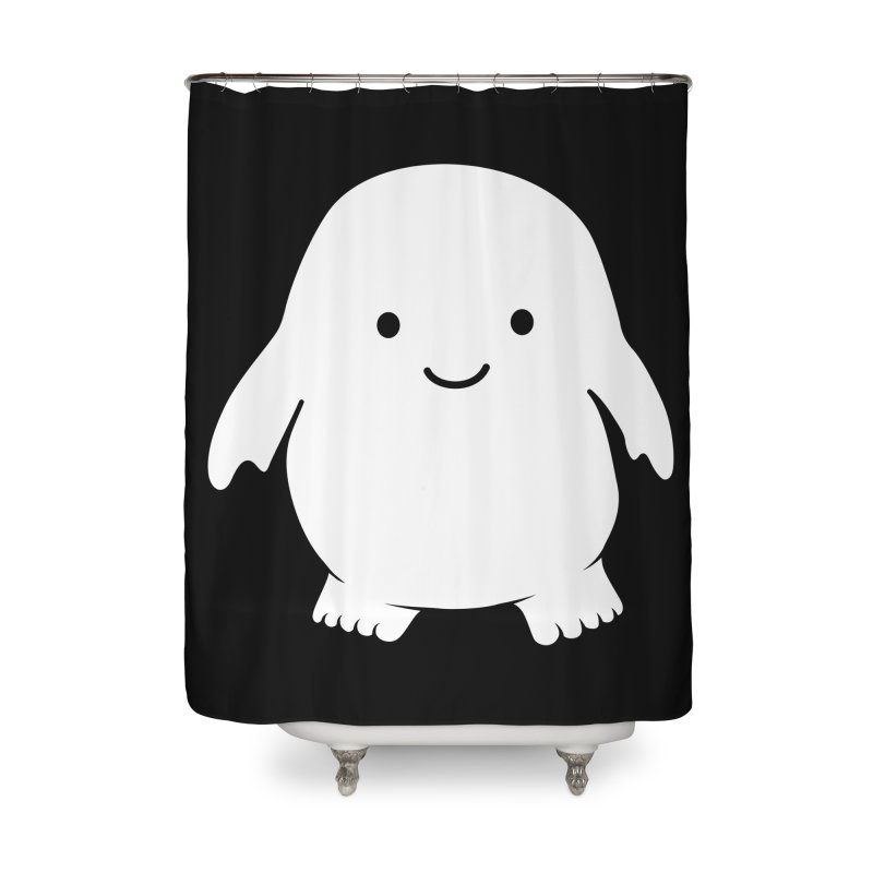 Adipose Home Shower Curtain by Synner Design