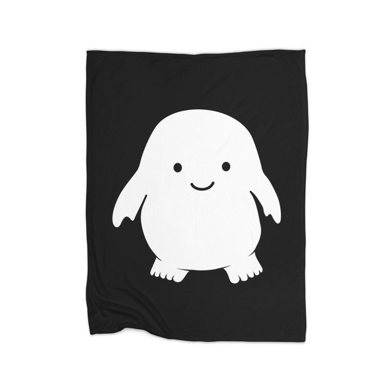 Adipose Home Fleece Blanket Blanket by Synner Design