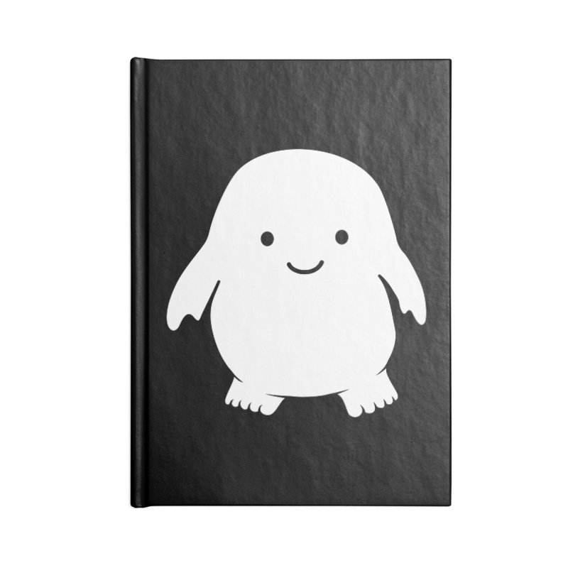 Adipose Accessories Blank Journal Notebook by Synner Design