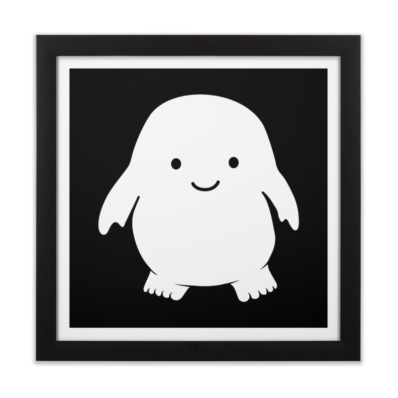 Adipose Home Framed Fine Art Print by Synner Design