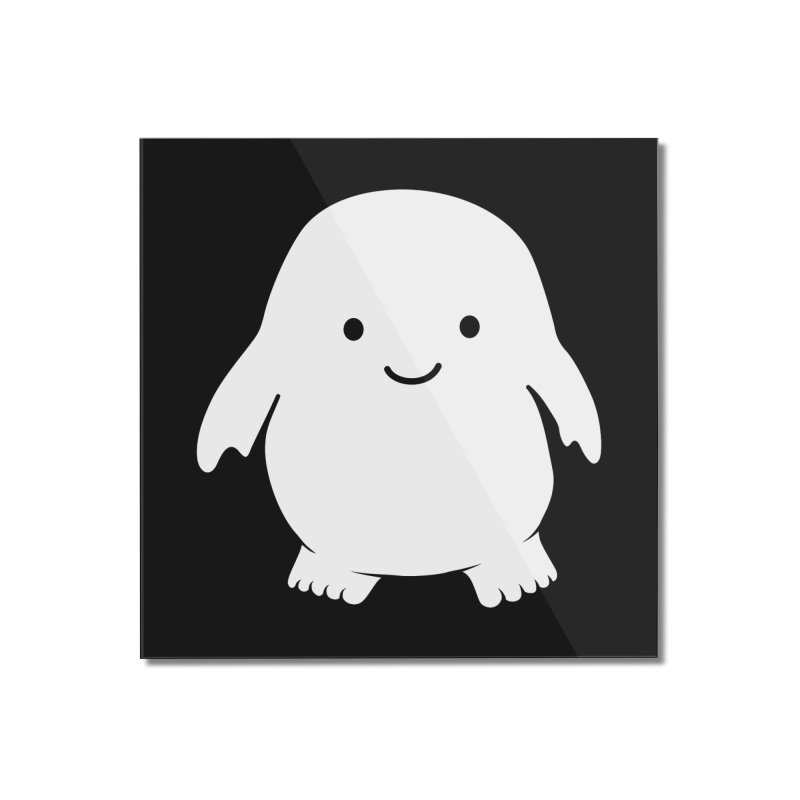 Adipose Home Mounted Acrylic Print by Synner Design