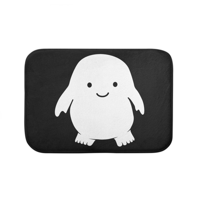 Adipose Home Bath Mat by Synner Design
