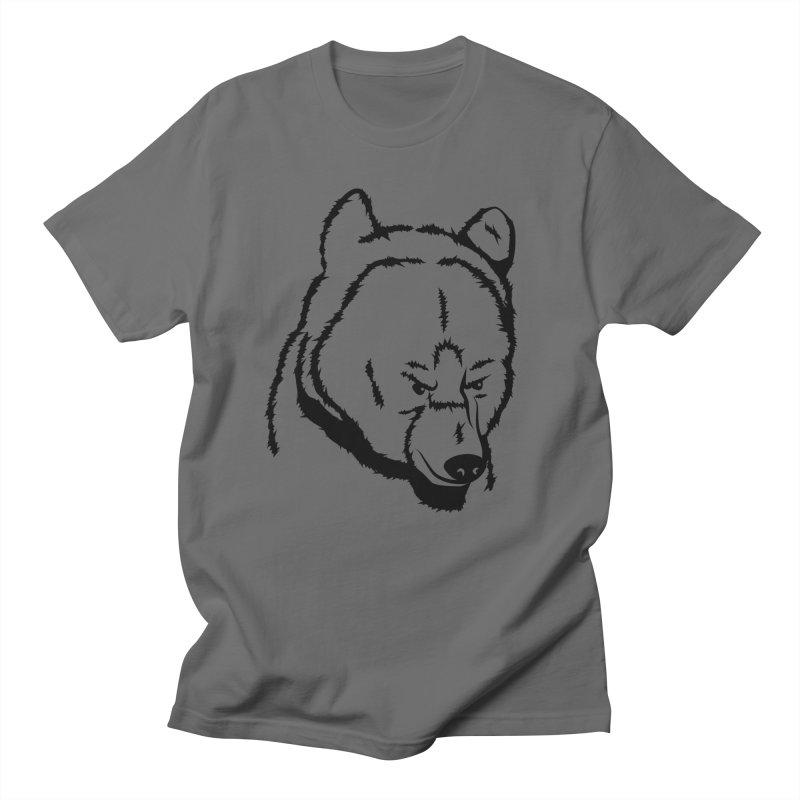 Black Bear Men's Lounge Pants by Synner Design