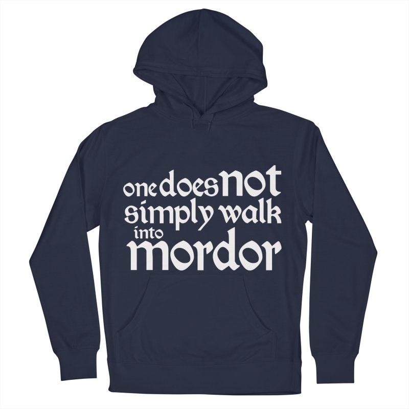One does not simply Men's Pullover Hoody by Synner Design