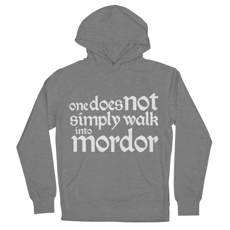 One does not simply Women's Pullover Hoody by Synner Design